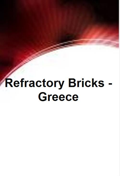 Refractory Bricks - Greece - Product Image