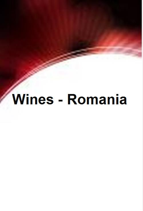Wines - Romania - Product Image