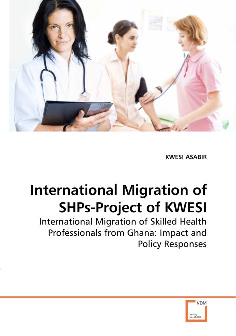 International Migration of SHPs-Project of KWESI. Edition No. 1 - Product Image