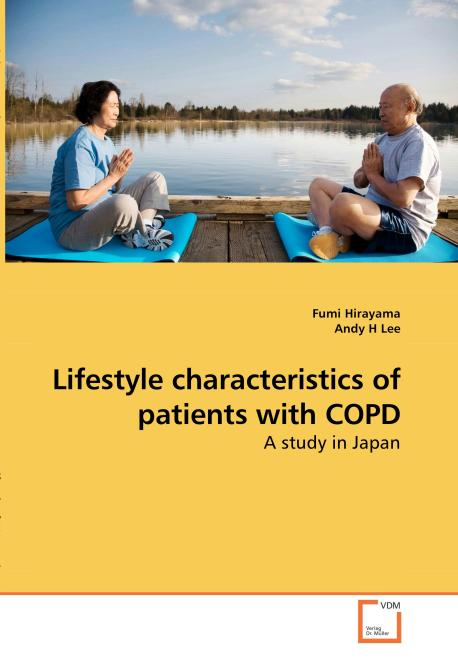 Lifestyle characteristics of patients with COPD. Edition No. 1 - Product Image