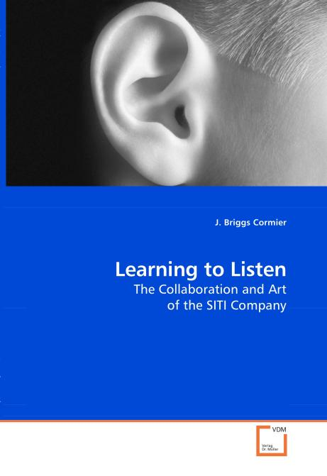 Learning to Listen. Edition No. 1 - Product Image