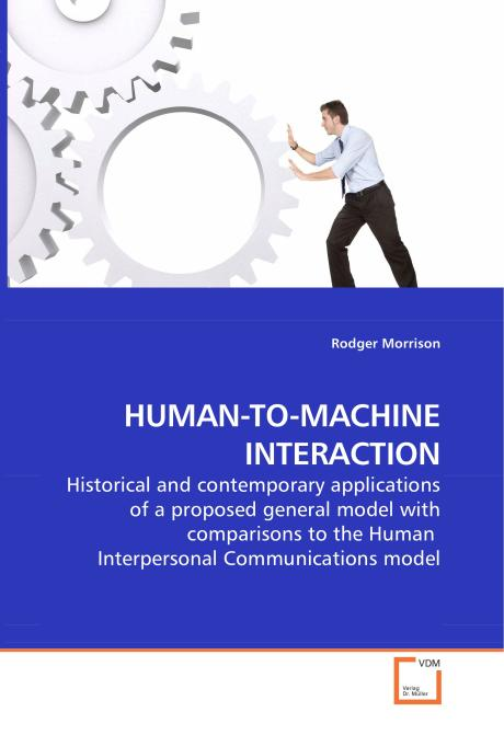 HUMAN-TO-MACHINE INTERACTION. Edition No. 1 - Product Image
