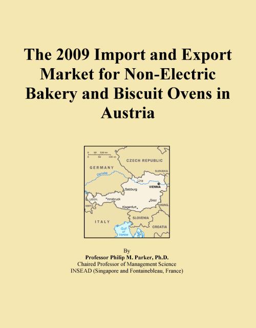 The 2009 Import and Export Market for Non-Electric Bakery and Biscuit Ovens in Austria - Product Image