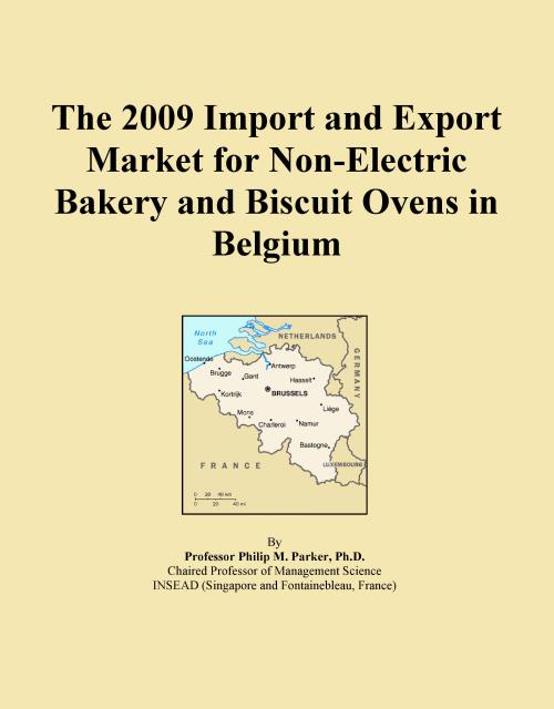 The 2009 Import and Export Market for Non-Electric Bakery and Biscuit Ovens in Belgium - Product Image