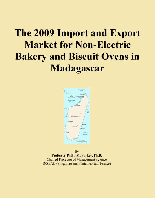 The 2009 Import and Export Market for Non-Electric Bakery and Biscuit Ovens in Madagascar - Product Image