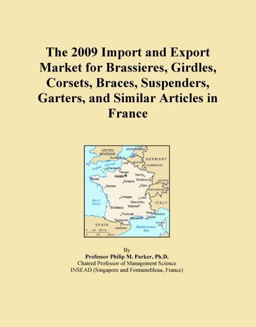 The 2009 Import and Export Market for Brassieres, Girdles, Corsets, Braces, Suspenders, Garters, and Similar Articles in France - Product Image