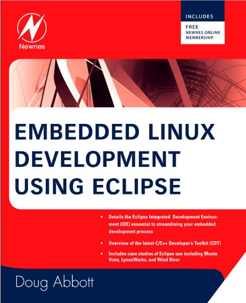 Embedded Linux Development Using Eclipse - Product Image