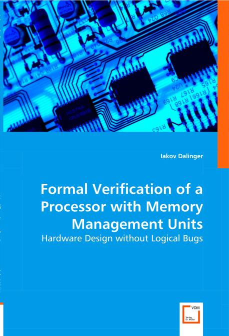Formal Verification of a Processor with Memory Management Units. Edition No. 1 - Product Image