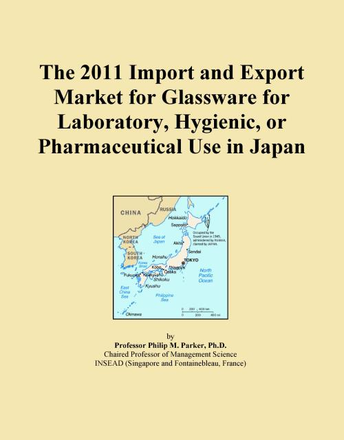 The 2011 Import and Export Market for Glassware for Laboratory, Hygienic, or Pharmaceutical Use in Japan - Product Image