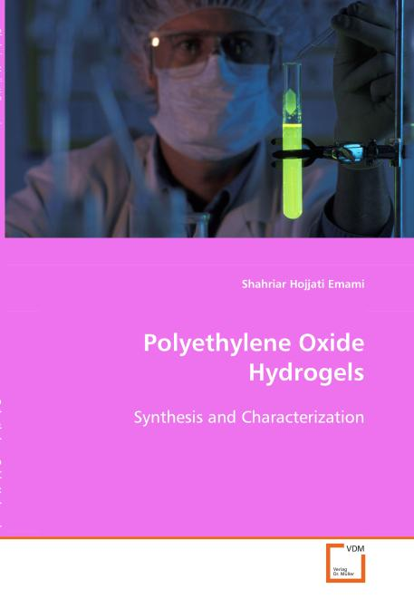 Polyethylene Oxide Hydrogels. Edition No. 1 - Product Image