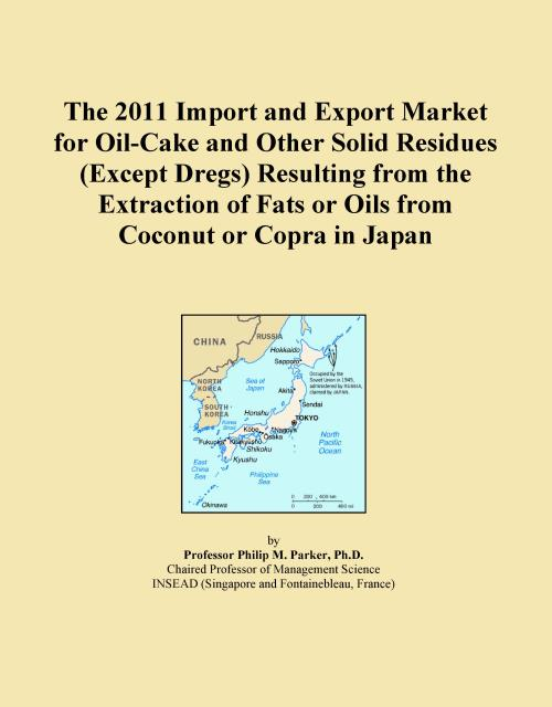 The 2011 Import and Export Market for Oil-Cake and Other Solid Residues (Except Dregs) Resulting from the Extraction of Fats or Oils from Coconut or Copra in Japan - Product Image