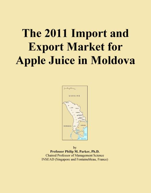 The 2011 Import and Export Market for Apple Juice in Moldova - Product Image