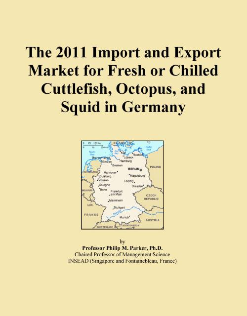 The 2011 Import and Export Market for Fresh or Chilled Cuttlefish, Octopus, and Squid in Germany - Product Image