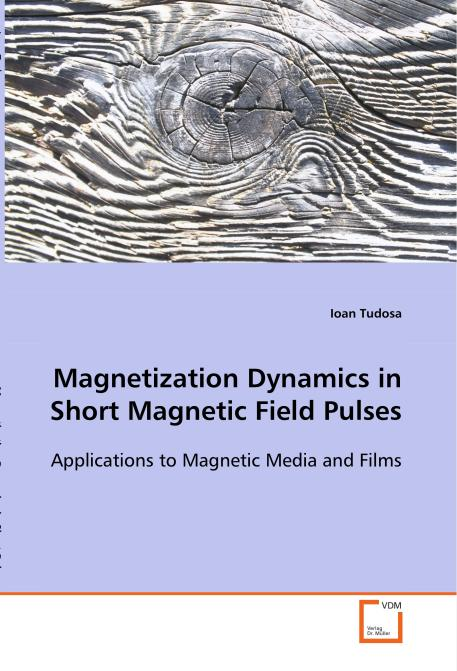 Magnetization Dynamics in Short Magnetic Field