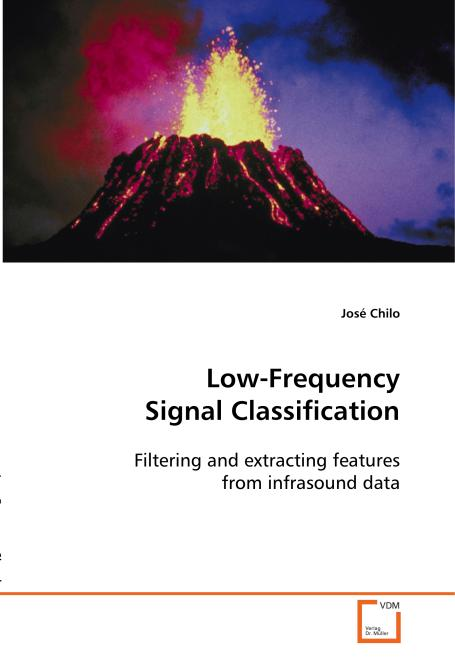 Low-Frequency Signal Classification. Edition No. 1 - Product Image