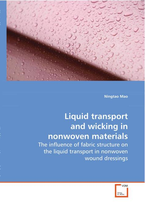 Liquid transport and wicking in nonwoven materials. Edition No. 1 - Product Image