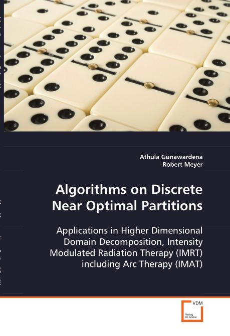 Algorithms on Discrete  Near Optimal Partitions. Edition No. 1 - Product Image