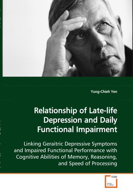 Relationship of Late-life Depression and Daily 