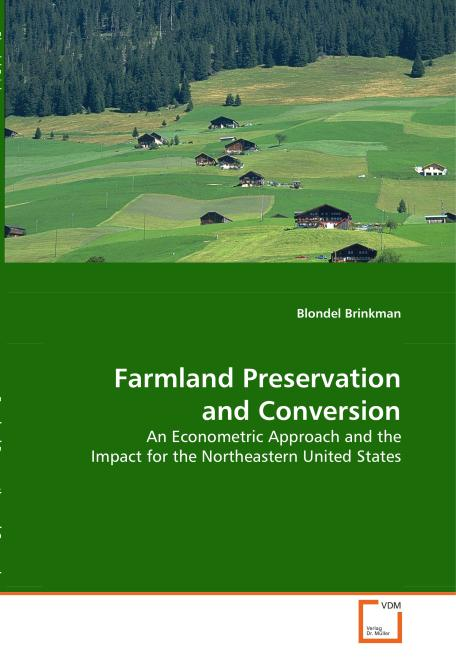 Farmland Preservation and Conversion. Edition No. 1 - Product Image