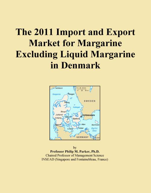 The 2011 Import and Export Market for Margarine Excluding Liquid Margarine in Denmark - Product Image