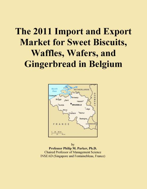The 2011 Import and Export Market for Sweet Biscuits, Waffles, Wafers, and Gingerbread in Belgium - Product Image