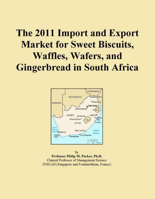 The 2011 Import and Export Market for Sweet Biscuits, Waffles, Wafers, and Gingerbread in South Africa - Product Image