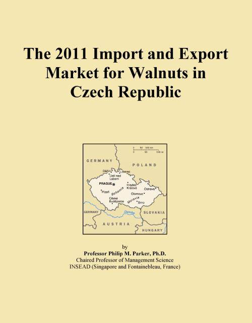 The 2011 Import and Export Market for Walnuts in Czech Republic - Product Image