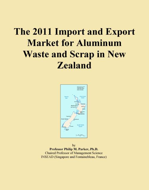 The 2011 Import and Export Market for Aluminum Waste and Scrap in New Zealand - Product Image