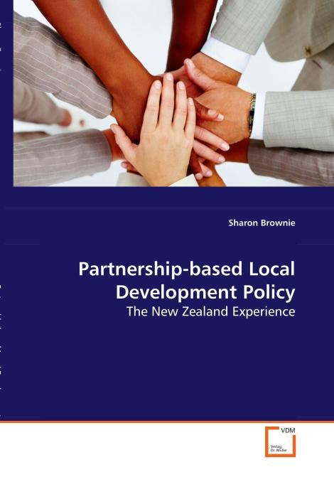 Partnership-based Local Development Policy. Edition No. 1 - Product Image