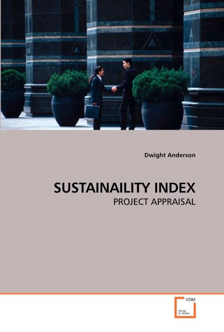 SUSTAINAILITY INDEX. Edition No. 1 - Product Image