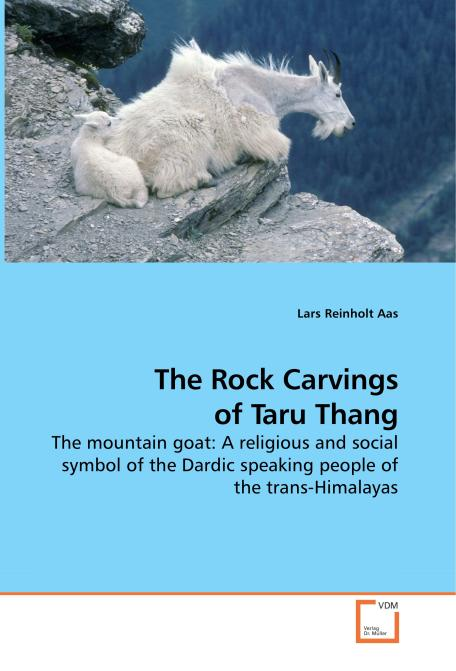 The Rock Carvings of Taru Thang. Edition No. 1 - Product Image