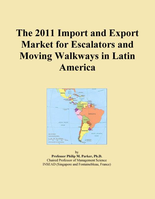 The 2011 Import and Export Market for Escalators and Moving Walkways in Latin America - Product Image