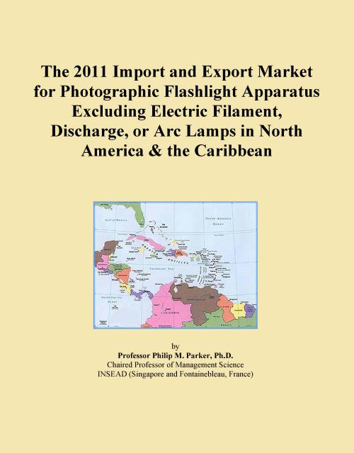 The 2011 Import and Export Market for Photographic Flashlight Apparatus Excluding Electric Filament, Discharge, or Arc Lamps in North America & the Caribbean - Product Image