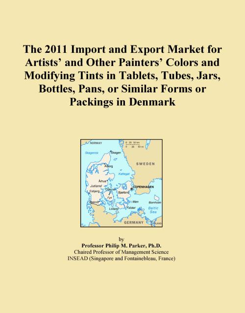 The 2011 Import and Export Market for Artists' and Other Painters' Colors and Modifying Tints in Tablets, Tubes, Jars, Bottles, Pans, or Similar Forms or Packings in Denmark - Product Image