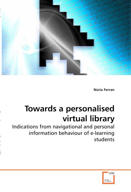 Towards a personalised virtual library. Edition No. 1 - Product Image