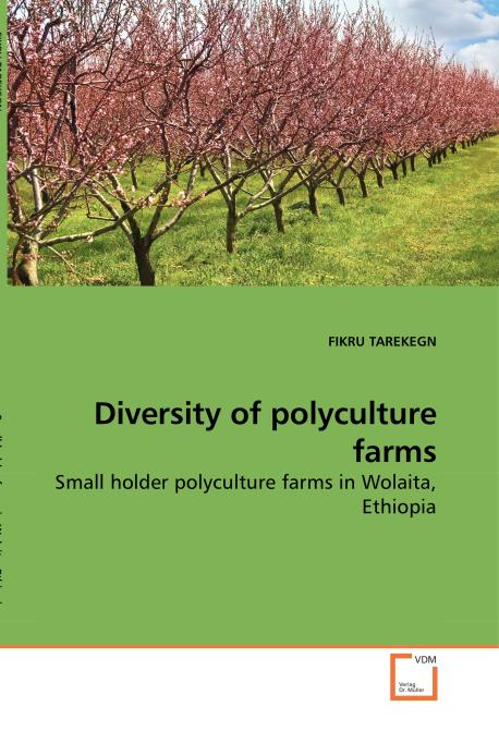 Diversity of polyculture farms. Edition No. 1 - Product Image