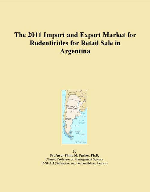 The 2011 Import and Export Market for Rodenticides for Retail Sale in Argentina - Product Image
