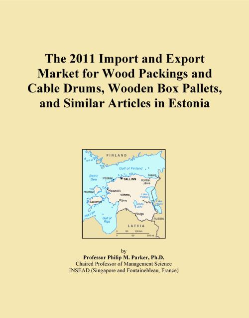 The 2011 Import and Export Market for Wood Packings and Cable Drums, Wooden Box Pallets, and Similar Articles in Estonia - Product Image