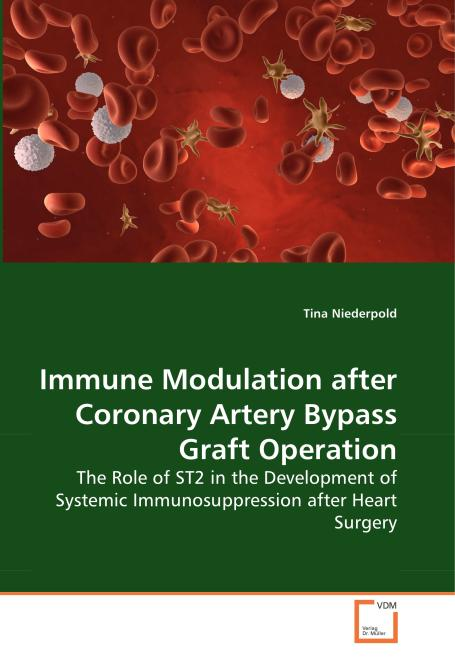 Immune Modulation after Coronary Artery Bypass Graft Operation. Edition No. 1 - Product Image