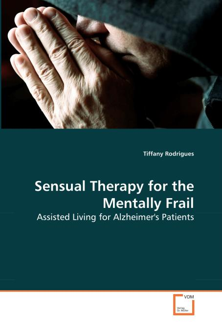Sensual Therapy for the Mentally Frail. Edition No. 1 - Product Image