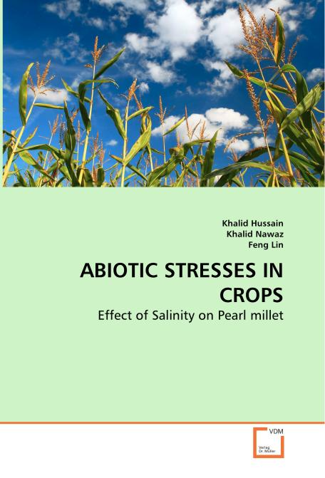 ABIOTIC STRESSES IN CROPS. Edition No. 1 - Product Image