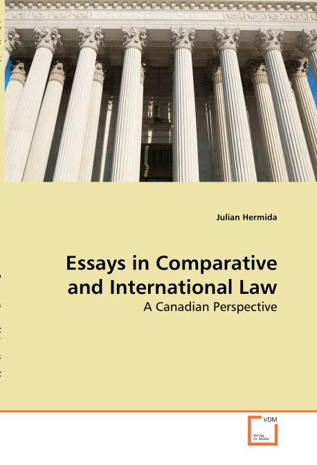 Essays in Comparative and International Law. Edition No. 1 - Product Image