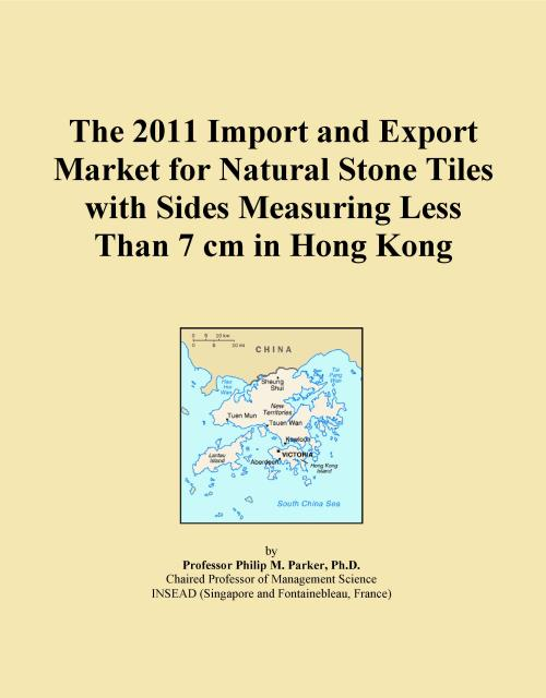 The 2011 Import and Export Market for Natural Stone Tiles with Sides Measuring Less Than 7 cm in Hong Kong - Product Image