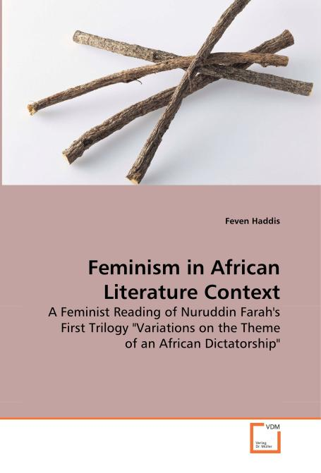 Feminism in African Literature Context. Edition No. 1 - Product Image