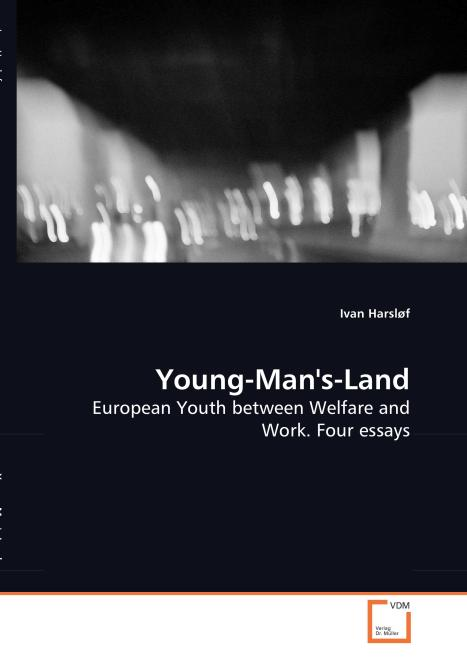 Young-Man's-Land. Edition No. 1 - Product Image