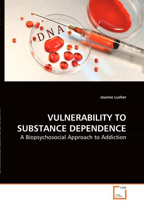VULNERABILITY TO SUBSTANCE DEPENDENCE. Edition No. 1 - Product Image
