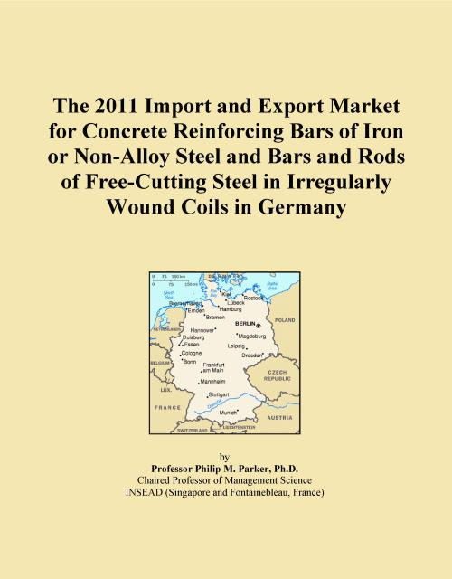 The 2011 Import and Export Market for Concrete Reinforcing Bars of Iron or Non-Alloy Steel and Bars and Rods of Free-Cutting Steel in Irregularly Wound Coils in Germany - Product Image