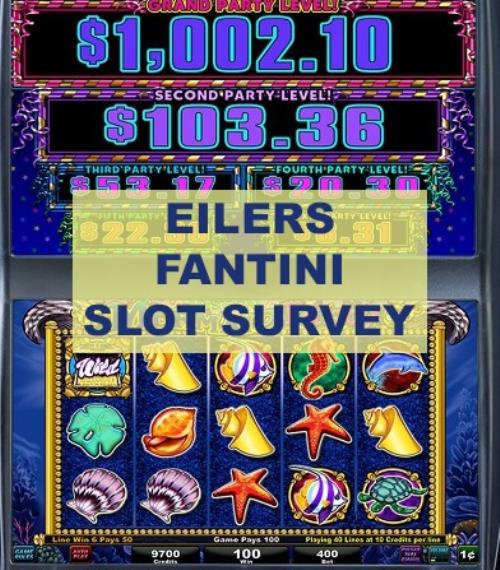 Slot machine survey