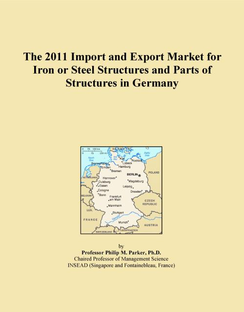 The 2011 Import and Export Market for Iron or Steel Structures and Parts of Structures in Germany - Product Image