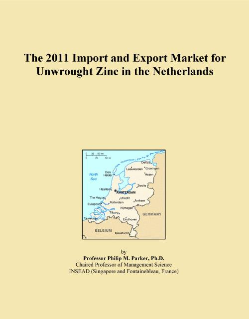 The 2011 Import and Export Market for Unwrought Zinc in the Netherlands - Product Image